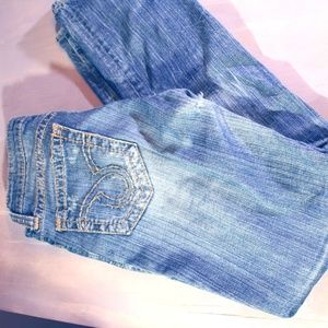 Big Star, Skinny, Medium wash, Women 30R,